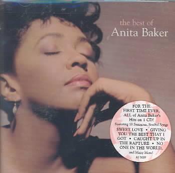 BEST OF ANITA BAKER BY BAKER,ANITA (CD)