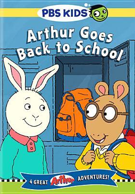 ARTHUR GOES BACK TO SCHOOL BY ARTHUR (DVD)
