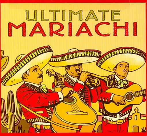 ULTIMATE MARIACHI BY MARIACHI REAL DE SAN (CD)