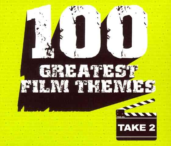 100 GREATEST FILM THEMES:TAKE 2 (CD)